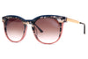 Thierry Lasry - Pearly Sunglasses Blue, Grey Tortoise & Pink (CA2)