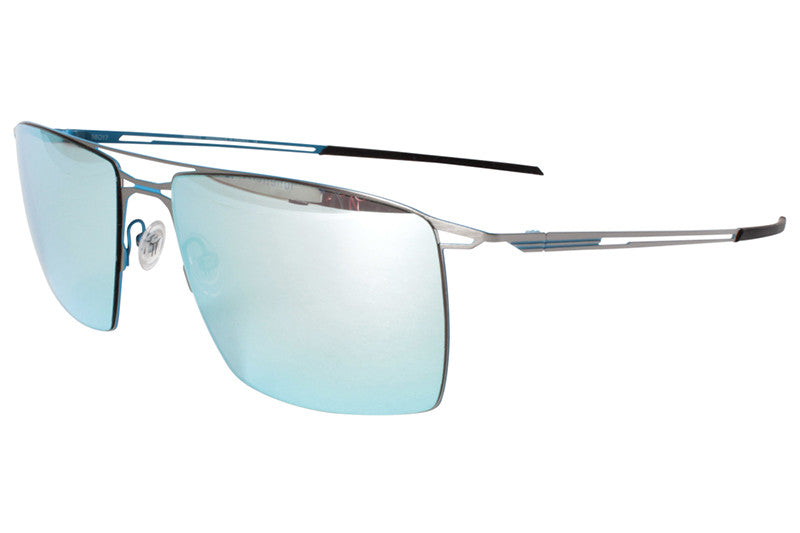 Parasite Eyewear - Racon 4 Sunglasses Ruthenium-Blue Chrome-Blue LED (C27L)