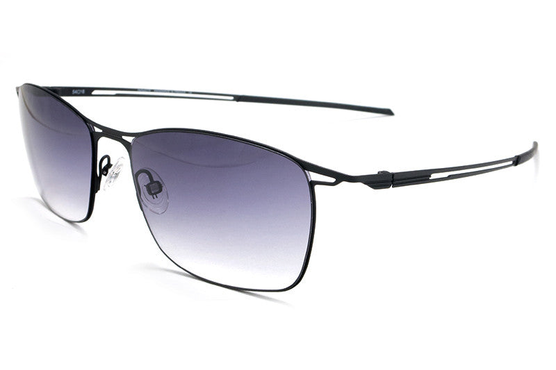 Parasite Eyewear - Racon 2 Sunglasses Black-Grey Gradient Lens (C13D)