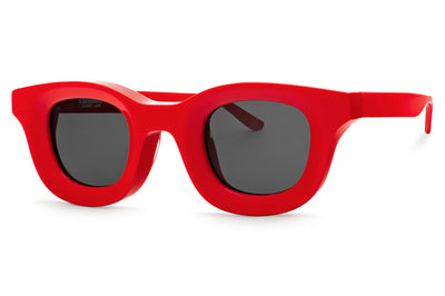 RHUDE x Thierry Lasry - Rhodeo Sunglasses Red w/ Grey Lenses (657)