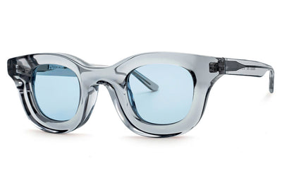 RHUDE x Thierry Lasry - Rhodeo Sunglasses Translucent Grey w/ Light Blue Lenses (850)