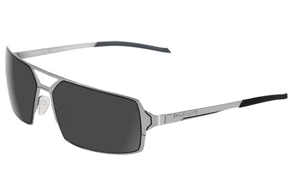 Parasite Eyewear - Scanner 2 Sunglasses Chrome-Black-Grey Polarized (C13P)