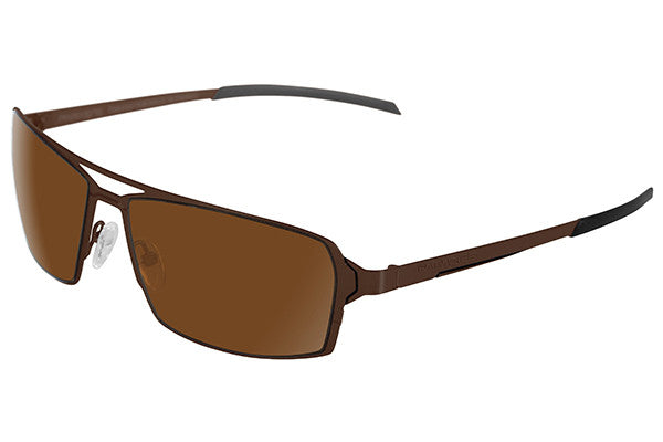 Parasite Eyewear - Scanner 4 Sunglasses Brown-Black-Brown Polarized (C15P)
