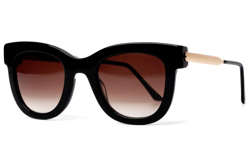 Thierry Lasry - Sexxxy Sunglasses Black & Gold (101)
