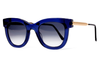 Thierry Lasry - Sexxxy Sunglasses Blue & Gold (384)