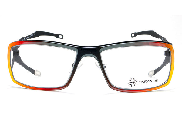 Parasite Eyewear - Sidero 4 Black-Red (C62)