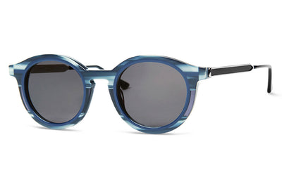 Thierry Lasry Sunglasses - Sneaky Blue Pattern & Blue (001)