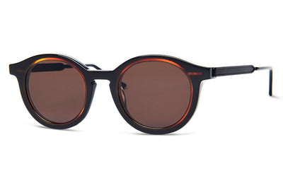 Thierry Lasry Sunglasses - Sneaky Black & Tortoise (101)