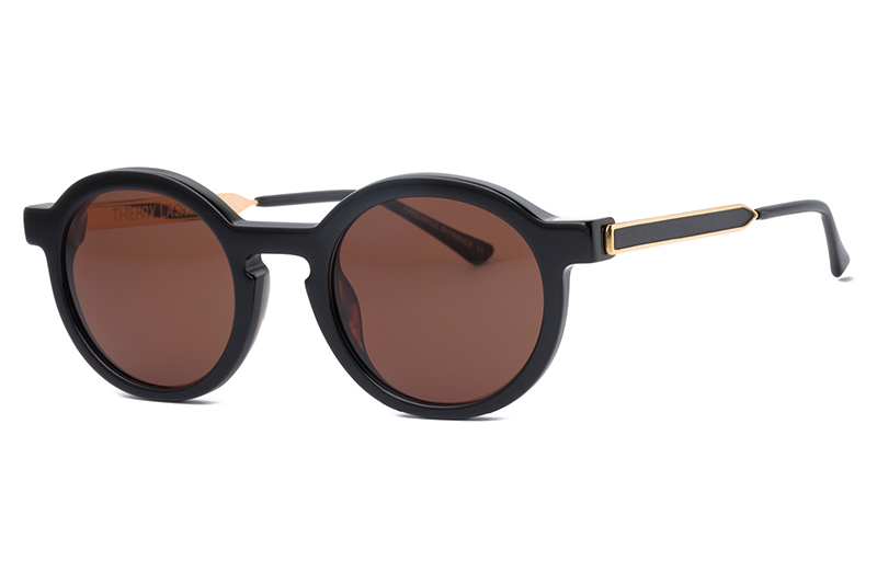 Thierry Lasry - Sobriety Sunglasses Black & Gold (101)