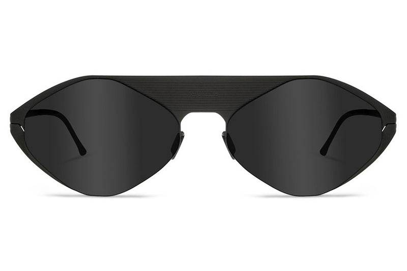 Lool Eyewear - ST-01 Sunglasses Matte Black