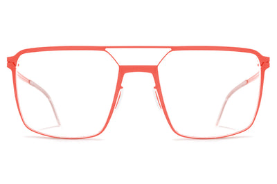Lool Eyewear - Shell Eyeglasses Red