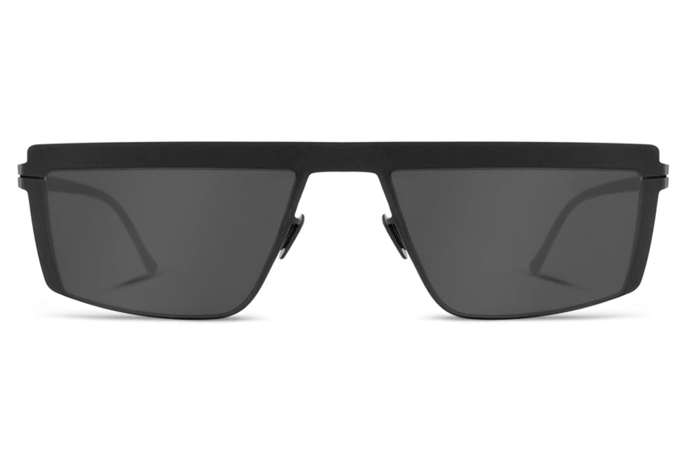 Lool Eyewear - Solid Sunglasses Matte Black