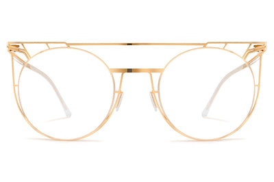 Lool Eyewear - Streamline Eyeglasses Gold