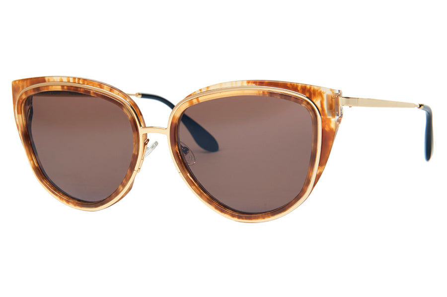Thierry Lasry - Enigmaty Sunglasses Red & Gold (462)
