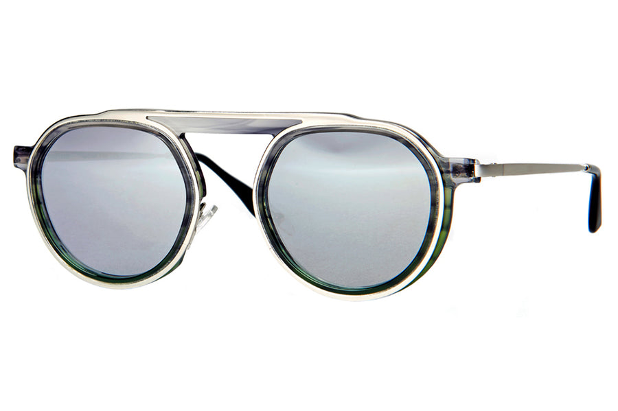 Thierry Lasry - Ghosty Sunglasses Black Marble & Gold (234)