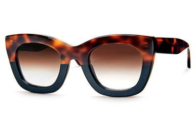 Thierry Lasry - Concubiny Sunglasses Tortoise Shell & Black (257)
