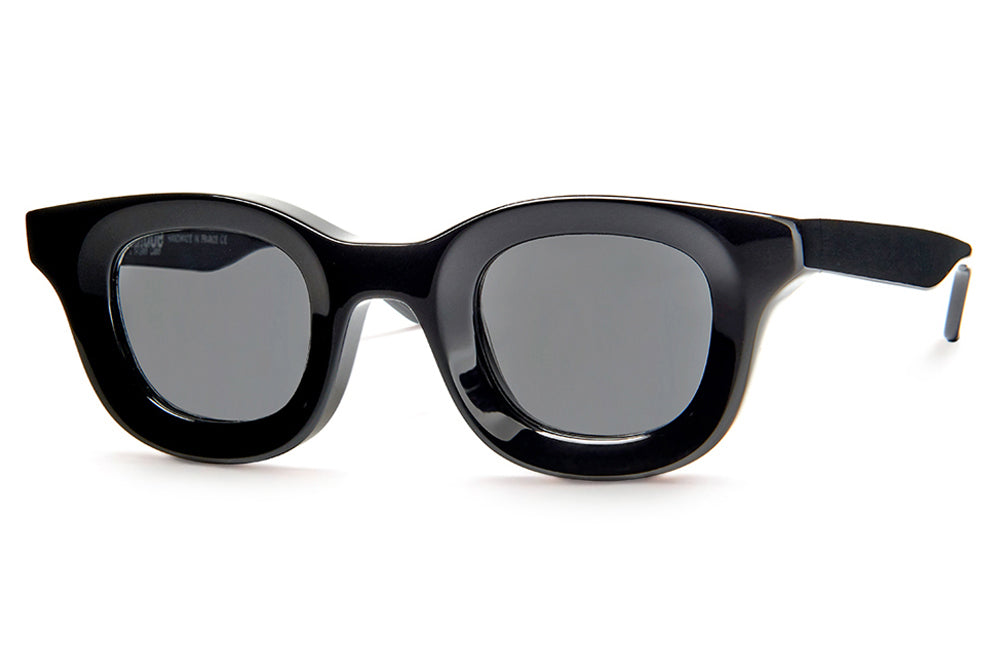 RHUDE x Thierry Lasry - Rhodeo Sunglasses Black w/ Grey Lenses (101)