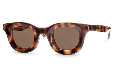 RHUDE x Thierry Lasry - Rhodeo Sunglasses Tortoise Shell w/ Brown Lenses (610)