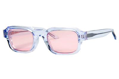 Enfants Riches Déprimés x Thierry Lasry - The Isolar 2 Sunglasses Translucent Blue w/ Pink Lenses (00)
