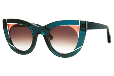 Thierry Lasry - Wavvvy Sunglasses Green & Peach (3473)