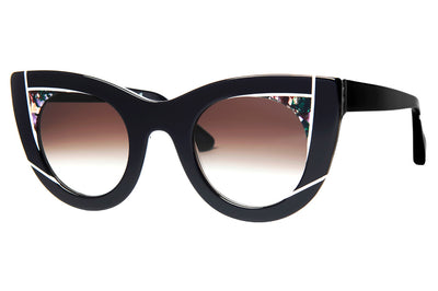 Thierry Lasry - Wavvvy Sunglasses Black & Multicolor (V71)