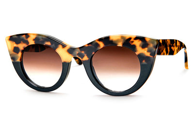 Thierry Lasry - Melancoly Sunglasses Yellow Tortoise Shell & Black (259)