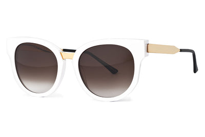 Thierry Lasry - Affinity Sunglasses White & Gold (000)