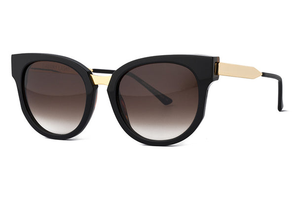Thierry Lasry - Affinity Sunglasses Black & Gold (101)