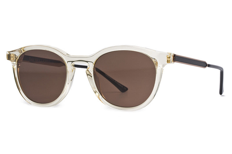 Thierry Lasry - Boundary Sunglasses Grey Matte & Silver (105)