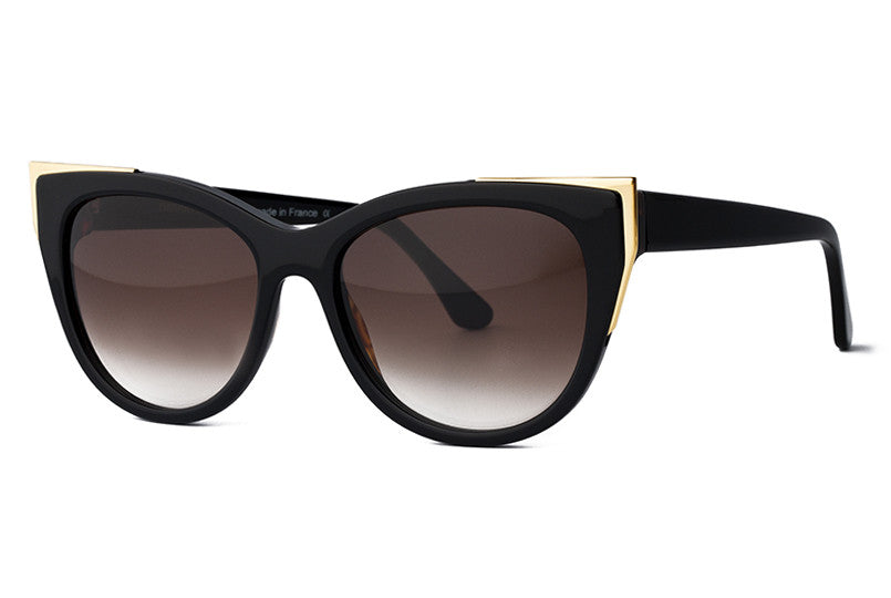 06af22b72a3 Thierry Lasry - Epiphany Sunglasses Black   Gold ...