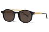 Thierry Lasry - Fancy Sunglasses Brown & Gold Vintage (V102)