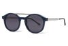Thierry Lasry - Fancy Sunglasses Indigo & Silver (575)