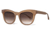 Thierry Lasry - Jelly Sunglasses Matte Light Brown (864)