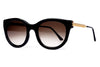 Thierry Lasry - Lively Sunglasses Black & Gold (101)