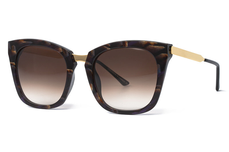 Thierry Lasry - Narcissy Sunglasses Black & Gold (101)