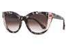 Thierry Sunglasses - Nevermindy Grey Tortoise and Translucent Pink (CA2)