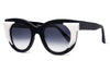 Thierry Lasry - Slutty Sunglasses Black & White (29)