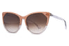 Thierry Lasry - Swappy Sunglasses Pink Stripes & Clear (450)