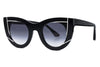 Thierry Lasry - Wavvvy Sunglasses Black & White (101)