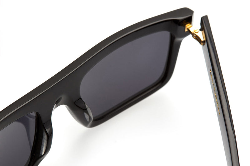 Kaleos Eyehunters - Lachance Sunglasses Black