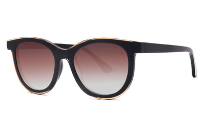Thierry Lasry - Vacancy Sunglasses Black & Brown (101)