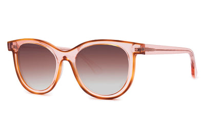 Thierry Lasry - Vacancy Sunglasses Translucent Pink & Tortoise (1654)