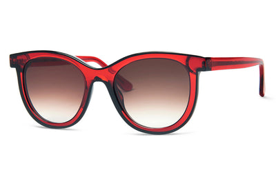 Thierry Lasry - Vacancy Sunglasses Red & Black (462)