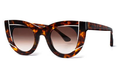 Thierry Lasry - Wavvvy Sunglasses Havana Tortoise