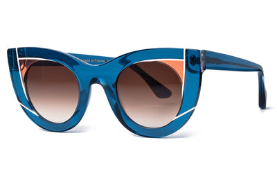 Thierry Lasry - Wavvvy Sunglasses Translucent Blue & Pink (3471)