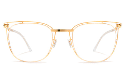 Lool Eyewear - Wired Eyeglasses Gold
