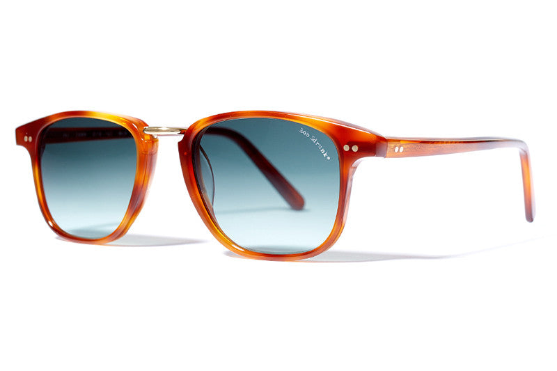 Bob Sdrunk Sunglasses - Alan Honey Tortoise/Gold