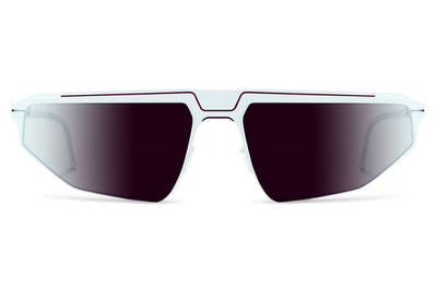 Lool Eyewear - Beam Sunglasses White