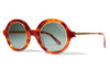 Bob Sdrunk Sunglasses - Bubu Honey Tortoise