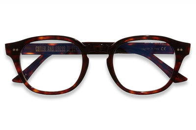 Cutler & Gross - 1380 Eyeglasses Dark Turtle